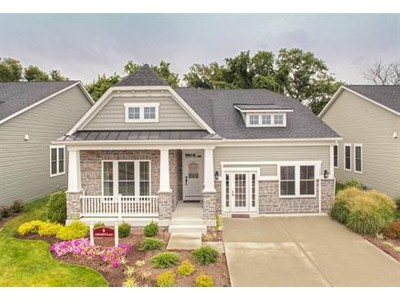 Single Family for sales at The Bluffs At Two Rivers - Armistead  Crofton, Maryland 21114 United States