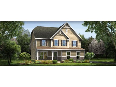 Single Family for sales at Clarksburg Village Traditional Single Family Homes - Rome 22620 Sweetspire Dr Clarksburg, Maryland 20871 United States