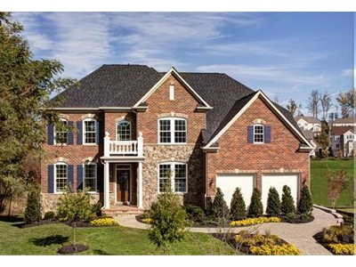 Single Family for sales at Fairwood East - Chapel Hill 4200 Cat Road Bowie, Maryland 20720 United States