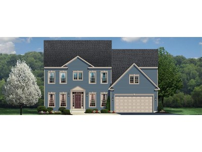 Single Family for sales at The Reserves At Brookside - Ellington Brookside Parkway And Riley Road Warrenton, Virginia 20187 United States