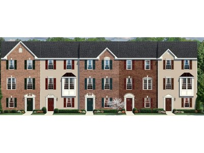 Multi Family for sales at Clarksburg Village Townhomes - Strauss 11897 Country Squire Way Clarksburg, Maryland 20871 United States