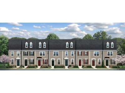 Multi Family for sales at Ellicott Crossing - Hepburn 3375 Ellicott Center Drive Ellicott City, Maryland 21043 United States