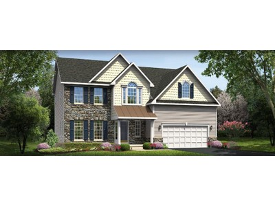 Single Family for sales at Evergreen Commons Iii - Palermo 801 Janet Dale Ln Severn, Maryland 21144 United States