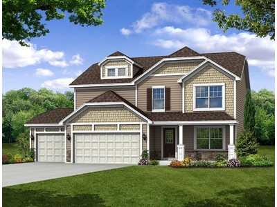 Single Family for  at Mistwood - Baymont 2650 Longford Ave Valparaiso, Indiana 46385 United States