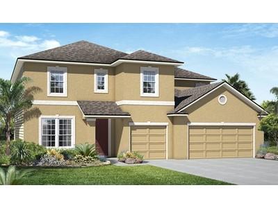 Single Family for sales at Pine Ridge Plantation - Dillon 4615 Pine Lakes Drive Middleburg, Florida 32068 United States