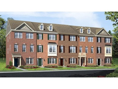 Single Family for sales at Residences At Buckingham - Kimberly 1117 Bayberry Avenue Hanover, Maryland 21076 United States