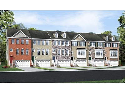 Single Family for sales at The Townes At Tanyard Cove - Keagan 7488 Ashmore Ave Glen Burnie, Maryland 21060 United States