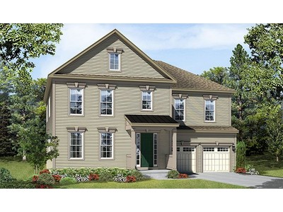 Single Family for sales at Belmont Estates - Danika Deerview Drive And Gloucester Parkway Ashburn, Virginia 20147 United States