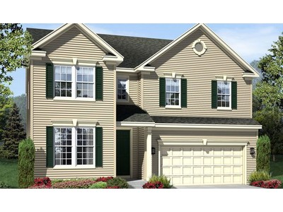 Single Family for sales at Steinbeck 6 Orchid Lane Stafford, Virginia 22554 United States