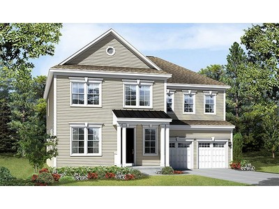 Single Family for sales at Belmont Estates - Davidson Deerview Drive And Gloucester Parkway Ashburn, Virginia 20147 United States