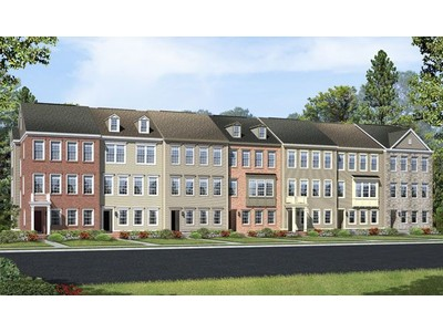Single Family for sales at Embrey Mill Townes - Kenneth 201 Apricot Street Stafford, Virginia 22554 United States