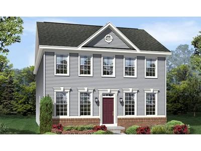 Single Family for sales at Greta 9931 Lake Jackson Dr. Manassas, Virginia 20110 United States