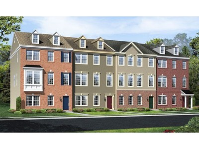 Single Family for sales at Hastings Marketplace Townes - Kendra 9960 Leander Lane Manassas, Virginia 20110 United States