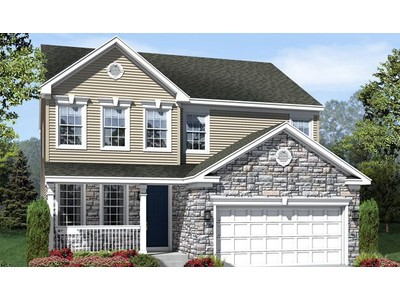 Single Family for sales at The Meadows At Hope Hill Crossing - Whitman 5564 Barnes Lane Woodbridge, Virginia 22193 United States