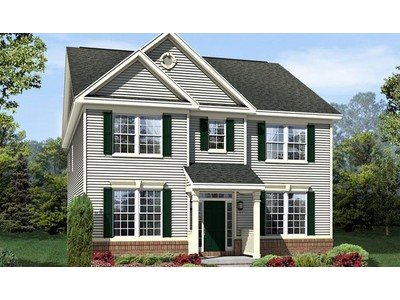 Single Family for sales at Garth 10002 Wellington Rd. Manassas, Virginia 20110 United States