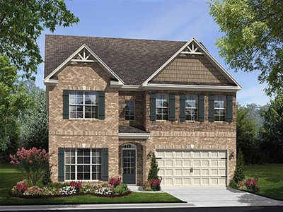 Single Family for sales at Bethany Crossing - Drake 820 Wesborough Place Alpharetta, Georgia 30004 United States