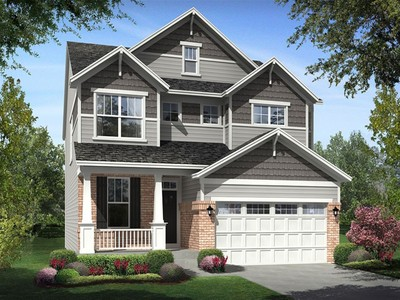 Single Family for sales at University Village - Ashton 11859 Breeden Hall Court Manassas, Virginia 20109 United States