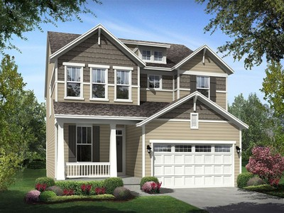 Single Family for sales at Norbeck Crossing Single Family Homes - Briars 3620 Clara Downey Avenue Silver Spring, Maryland 20906 United States