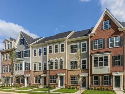 Multi Family for sales at Arcadia 3640 Clara Downey Avenue Silver Spring, Maryland 20906 United States