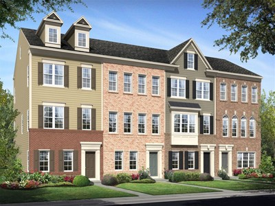 Multi Family for sales at Norbeck Crossing Townhomes - Arcadia 3620 Clara Downey Avenue Silver Spring, Maryland 20906 United States