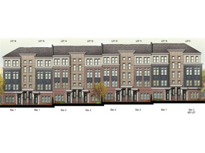 Multi Family for sales at Crown - Leesburg 470 Copley Place Gaithersburg, Maryland 20878 United States