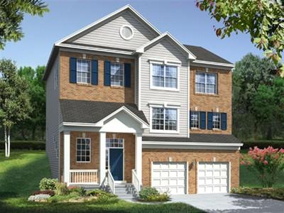Single Family for sales at Winter Crest - Canterbury 6405 Winter Crest Lane Elkridge, Maryland 21075 United States