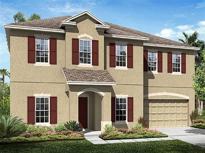 Single Family for sales at Shetland Ridge - Trenton 2939 Shetland Ridge Drive Valrico, Florida 33596 United States