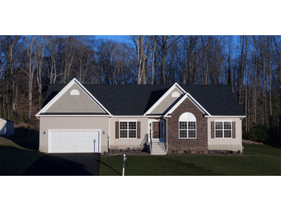 Single Family for sales at Mount Hope Estates - The Mosby 220 Mount Hope Church Rd Stafford, Virginia 22554 United States
