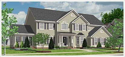 Single Family for sales at Mount Hope Estates - The Belmont 220 Mount Hope Church Rd Stafford, Virginia 22554 United States