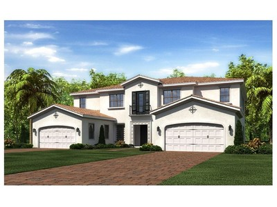 Single Family for sales at Riverbend - Woodland Collection - Wentworth 13200 Nw Wheaton Lane Palm City, Florida 34990 United States