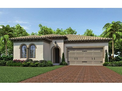 Single Family for sales at Wisteria 9312 Woodhurst Drive Naples, Florida 34120 United States