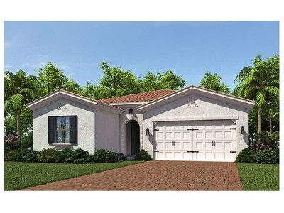 Single Family for sales at Bent Creek Preserve - The Floresta Collection - Dahlia 9370 Immokalee Road Naples, Florida 34120 United States