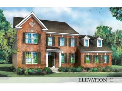 Single Family for sales at Waterford Estates - The Mansfield  Bowie, Maryland 20721 United States