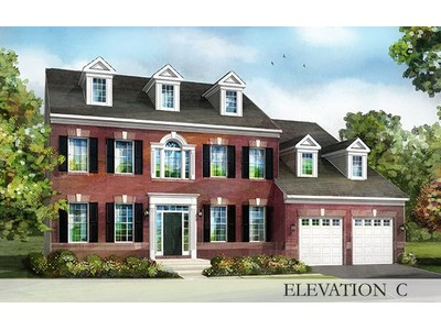 Single Family for sales at Waterford Estates - The Providence  Bowie, Maryland 20721 United States