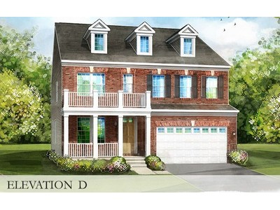 Single Family for sales at Callaway - The Newgate  Alexandria, Virginia 22312 United States