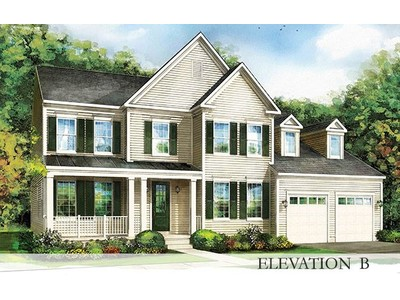 Single Family for sales at Villages Of Piedmont - The Sutton  Haymarket, Virginia 20169 United States