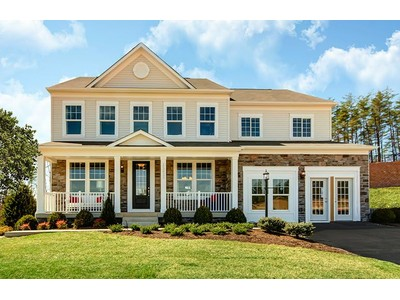 Single Family for sales at Cardinal Grove - The Carey 15620 Wingspan Court Woodbridge, Virginia 22191 United States