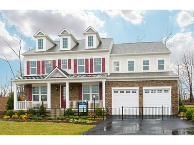 Single Family for sales at Cardinal Grove - The Pembroke 15620 Wingspan Court Woodbridge, Virginia 22191 United States
