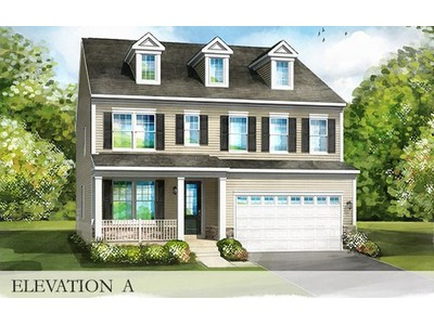 Single Family for sales at Callaway - The Newgate 6614 Jessamine Lane Annandale, Virginia 22003 United States