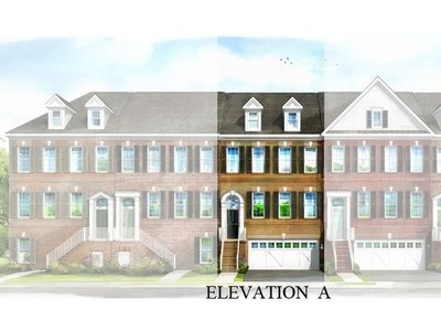 Multi Family for sales at Cameron Glen - The Logan 4092 Sutherland Place Fairfax, Virginia 22030 United States