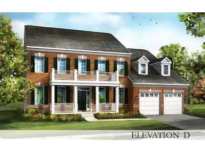 Single Family for sales at Selma Estates - The Peterson 42109 Saxon Shore Dr Leesburg, Virginia 20176 United States