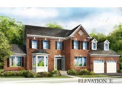 Single Family for sales at Selma Estates - The Sutton 42109 Saxon Shore Dr Leesburg, Virginia 20176 United States