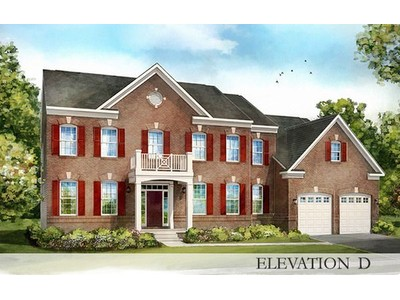 Single Family for sales at Selma Estates - The Winslow 42109 Saxon Shore Dr Leesburg, Virginia 20176 United States