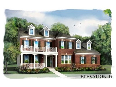Single Family for sales at Huntleigh At Creighton Farms - The Sutton  Aldie, Virginia 20105 United States
