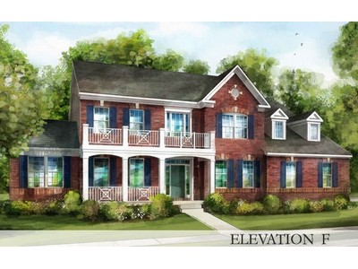 Single Family for sales at Huntleigh At Creighton Farms - The Colton  Aldie, Virginia 20105 United States