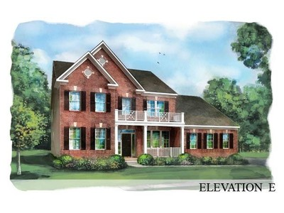 Single Family for sales at Huntleigh At Creighton Farms - The Morgan  Aldie, Virginia 20105 United States