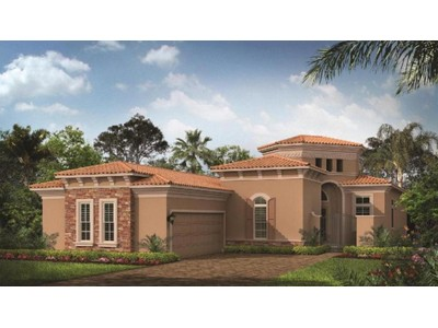 Single Family for sales at Treviso Bay - Barelli 9305 Vercelli Court Naples, Florida 34113 United States