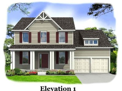 Single Family for sales at Canterbury - Madison 2529 Westerham Way Thompsons Station, Tennessee 37179 United States
