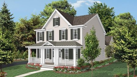 Single Family for sales at Loudoun Valley - The Villages - Putnam 42972 Southview Manor Drive Ashburn, Virginia 20148 United States