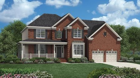 Single Family for sales at Arundel Forest - The Glen - Columbia 1637 Stream Valley Overlook Severn, Maryland 21144 United States